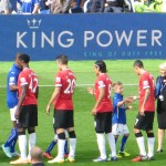 Leicester City 5 Manchester United 3