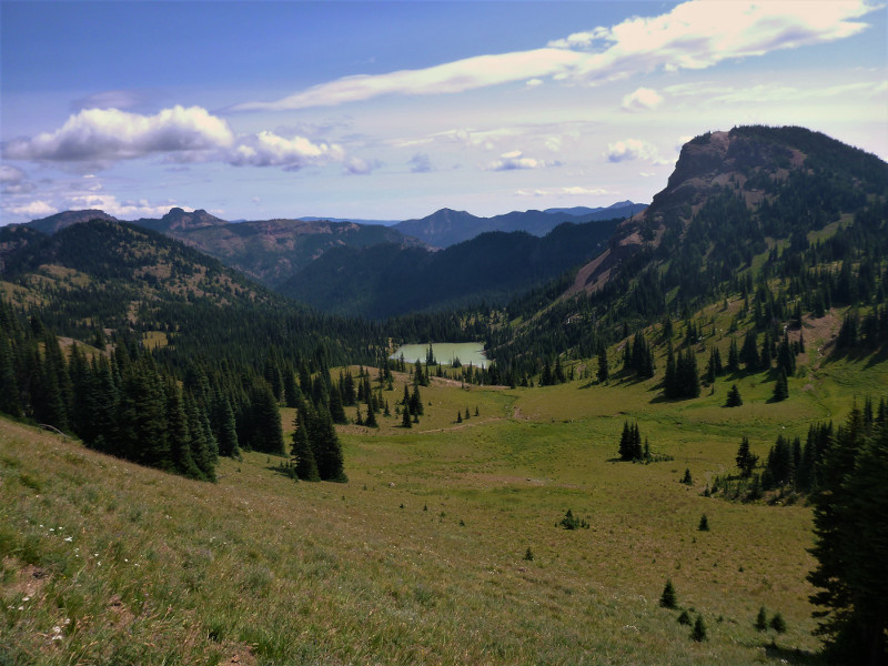 Sheep Lake to Mile 2,350.1
