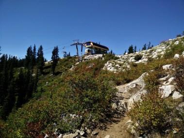 The Ski Hill @ Stevens Pass