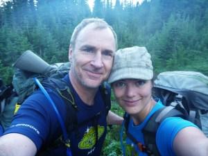 Trail Selfie!