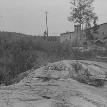 A. Buisson, St. Anthony Mine (Panorama) Sturgeon Lake, Ont, 1936. Photograph. LAC PA-014872.
