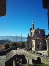 The view from my school in Panxón
