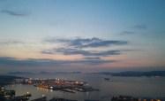 View from El Castro