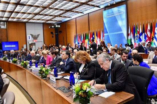 IRF Ministerial Wrap-up
