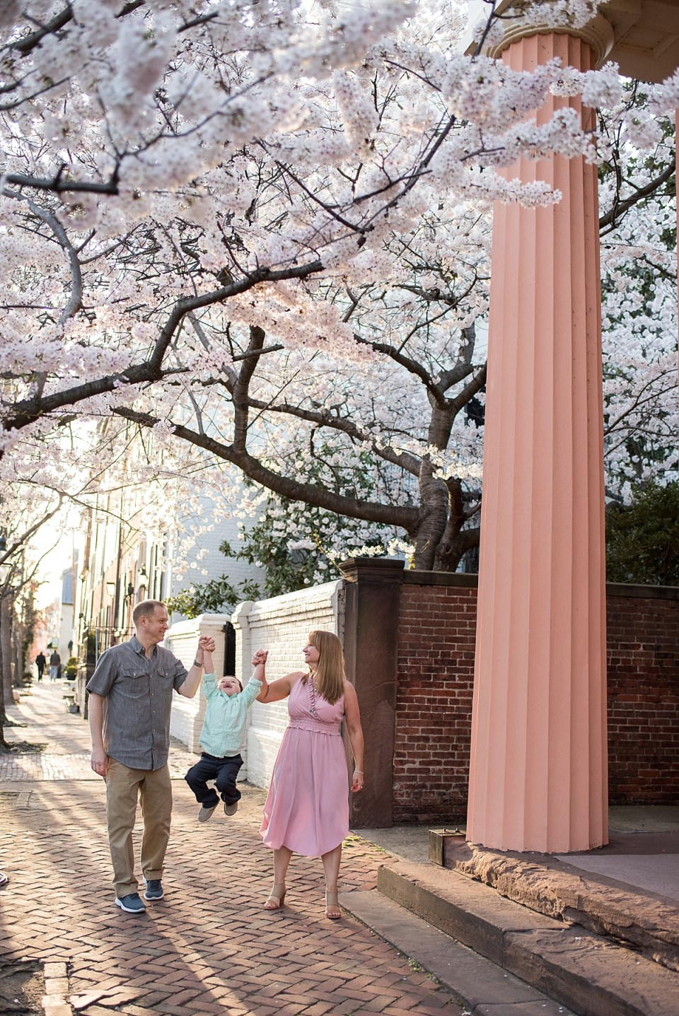 Old Town Cherry Blossoms
