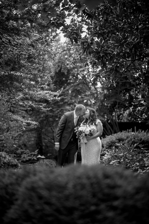 Carlyle Wedding First Look Alexandria, VA