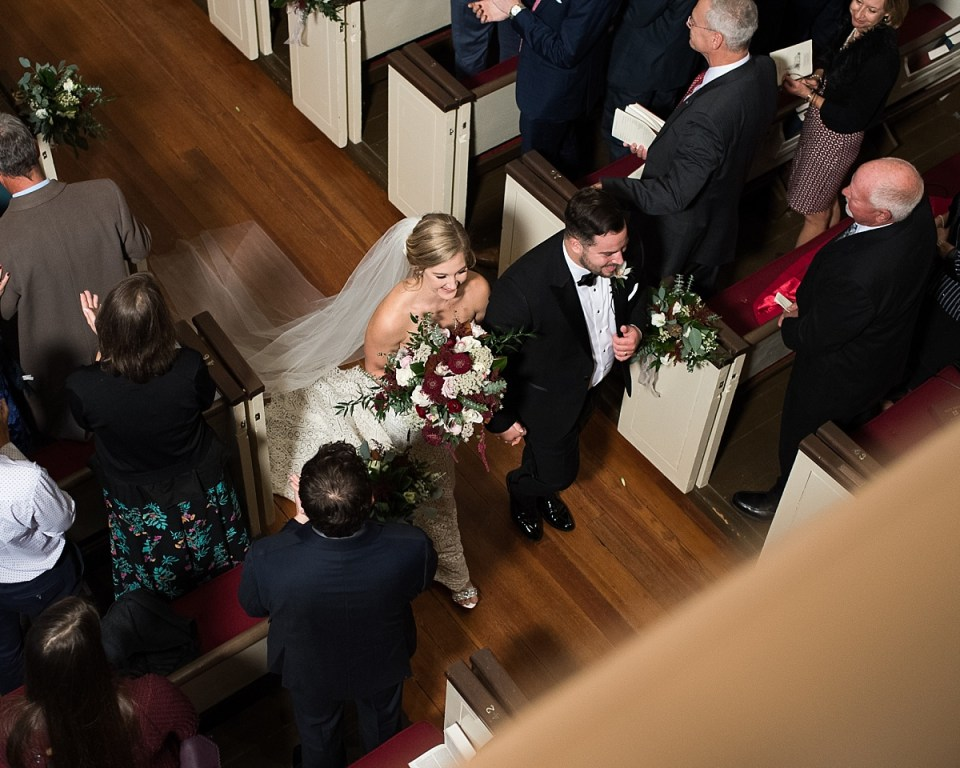 Frederickesburg Wedding St. George Episcopal