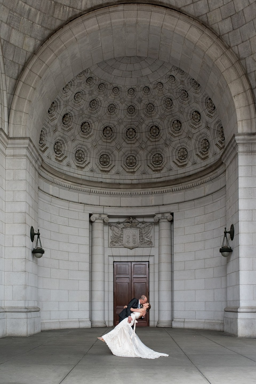 Wedding Photography at Union Station in Washington DC
