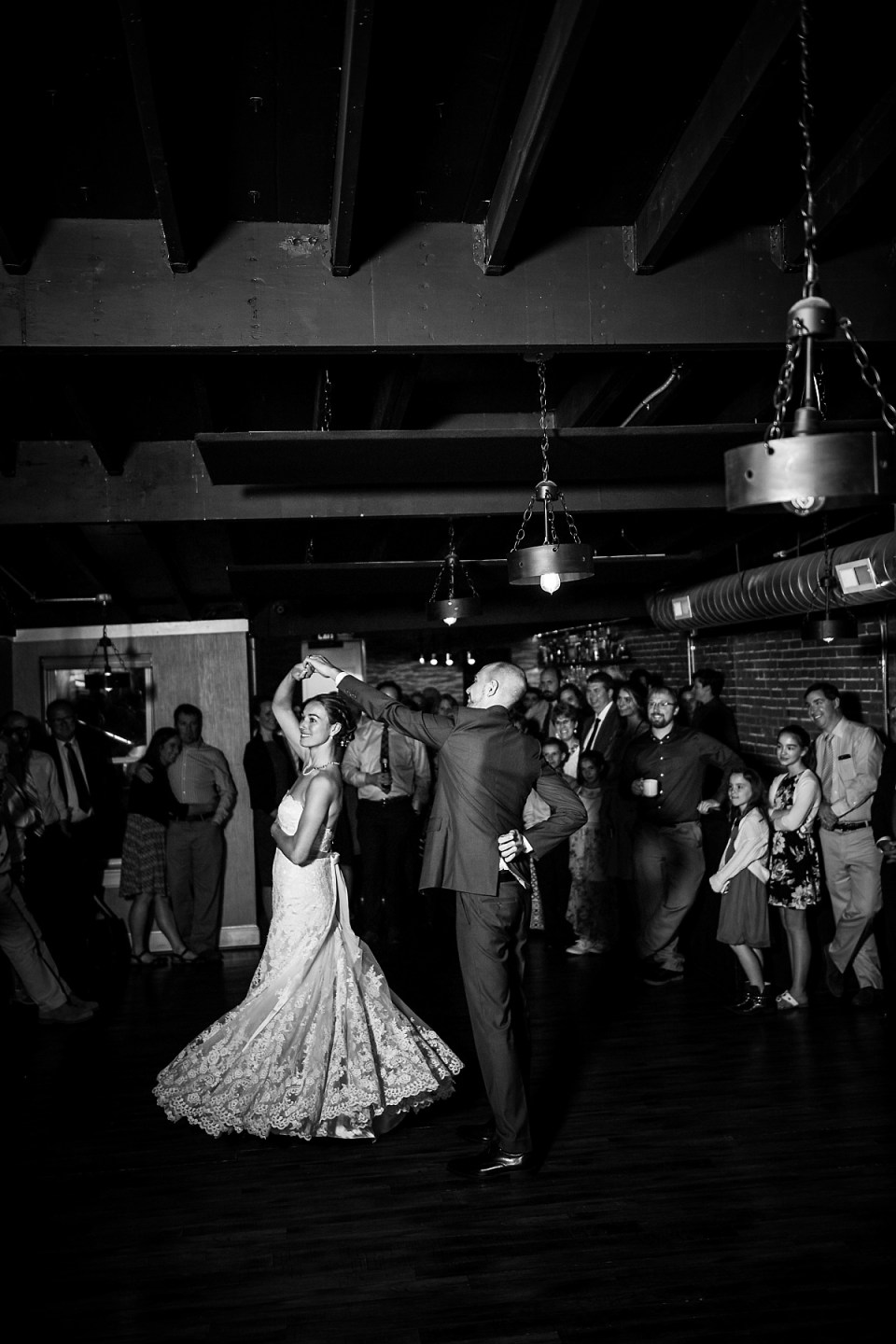 First Dance at Washington DC Wedding