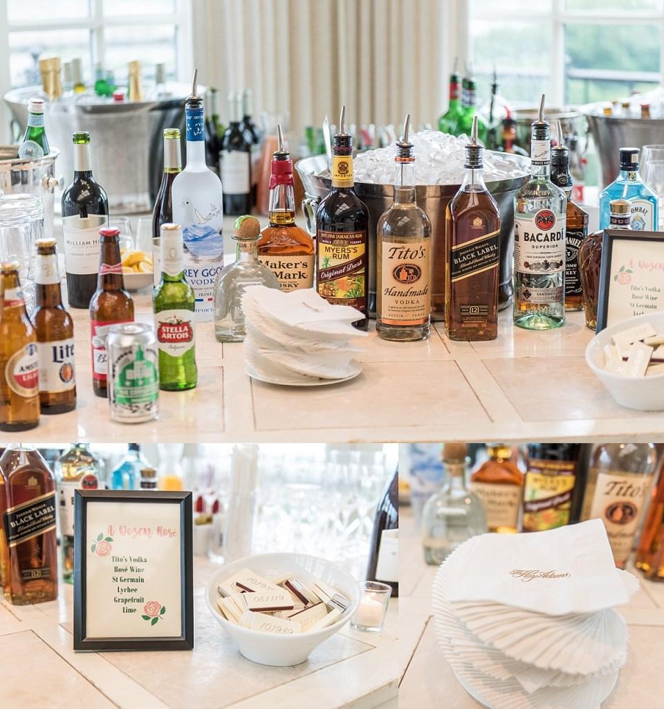 Wedding Reception at the Hay Adams