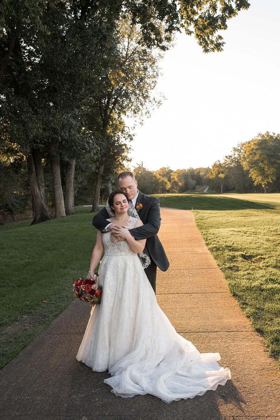 Wedding at River Creek Club in Leesburg, VA