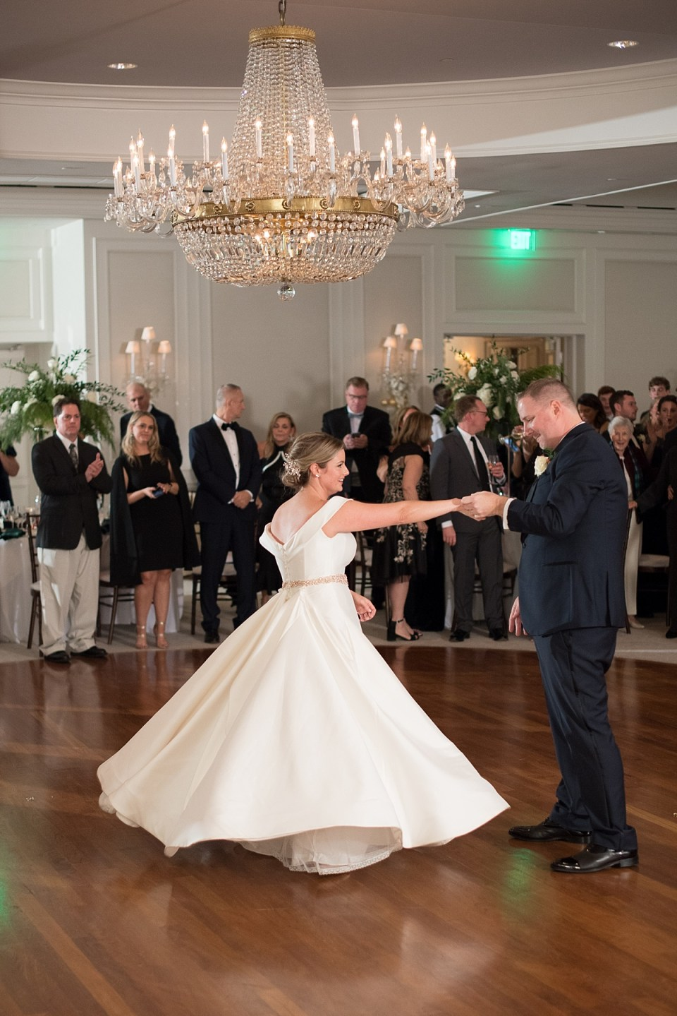 Columbia Country Club Wedding in Chevy Chase, MD