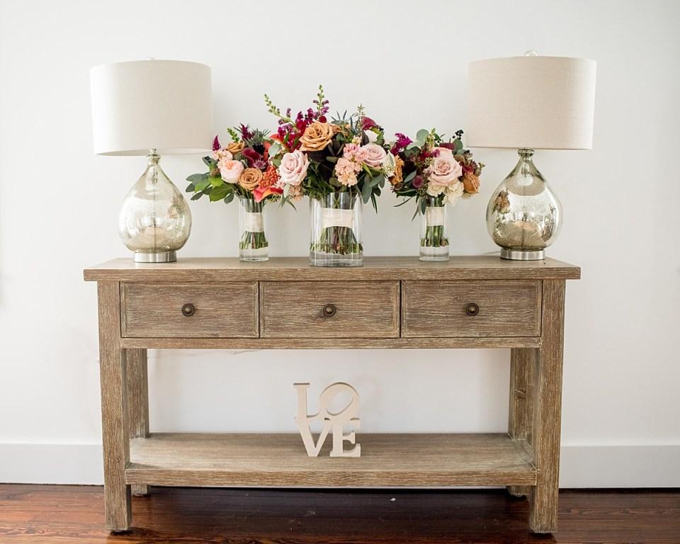 Wedding Bouquets by best leesburg florist, Lark Floral