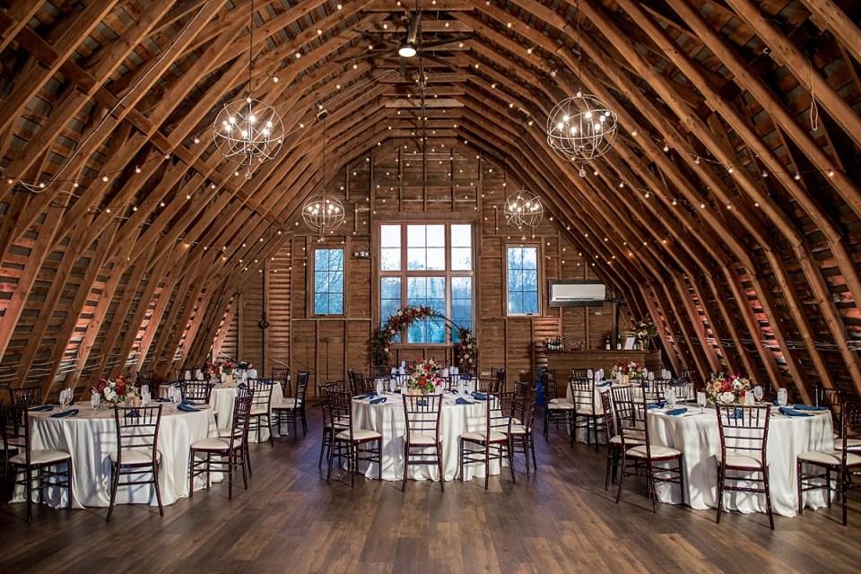Wedding Reception at Leesburg Wedding