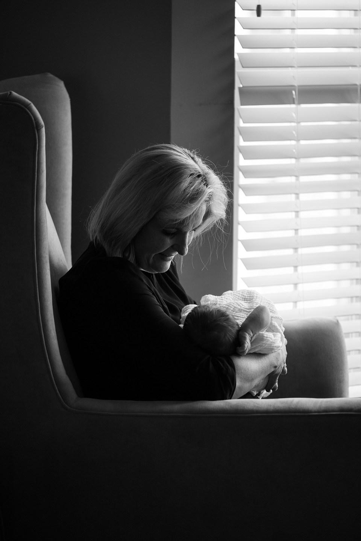 Alexandria Lifestyle Newborn Photographer