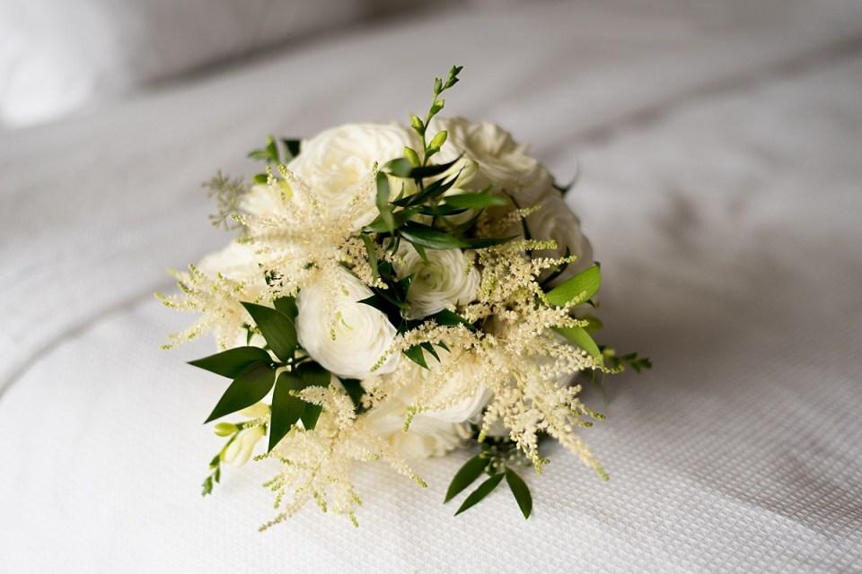 Bridal Bouquet by Le Chateau de Crystale
