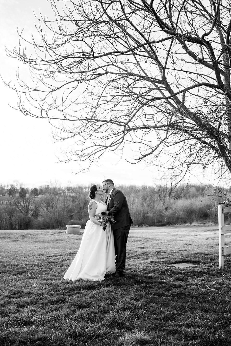 Leap Day Wedding at Briar Patch Bed and Breakfast in Middleburg, VA. Wedding Photography by Erin Tetterton Photography