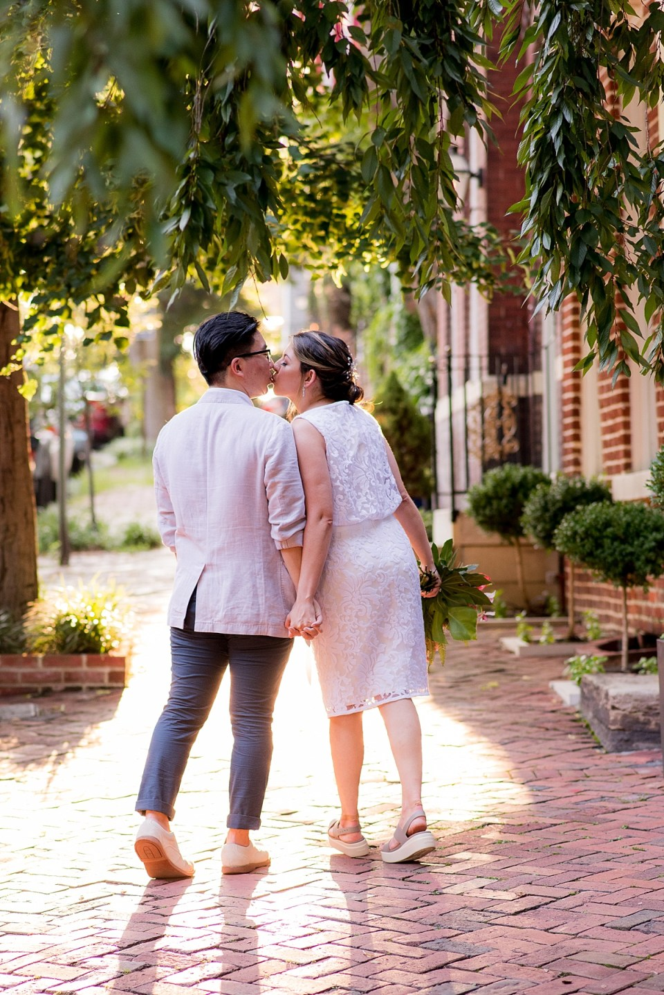 Best Wedding Photo locations in Old Town Alexandria