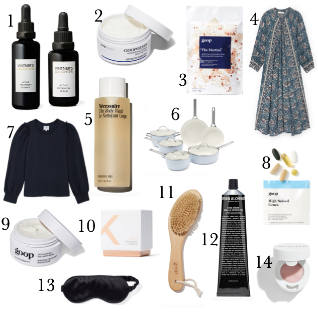 best and worst products goop