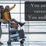 You and I versus You and Me: Can't We All Just Get Along?