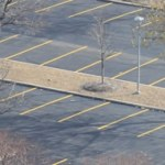 Parking Lots, Minimalist Communication In Action