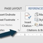 How to Insert Footnotes and Endnotes in Microsoft Word (Tutorial)