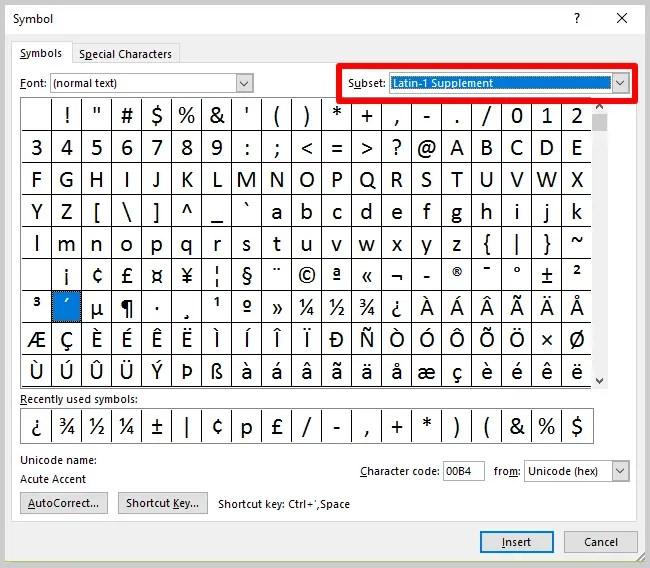 insert calendar in word
