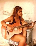 Oda y la guitarra