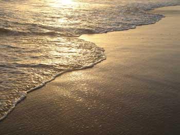 paseo por la orilla