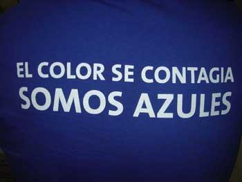 somos azulitos