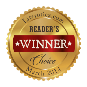 Literotica Readers Choice Award Winner