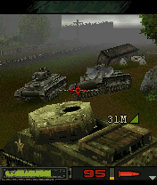 naik tank hajar musuh by erit07