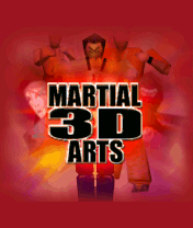 martial 3d arts by erit07