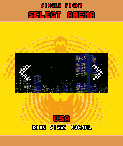 pilih tempat martial 3d arts by erit07