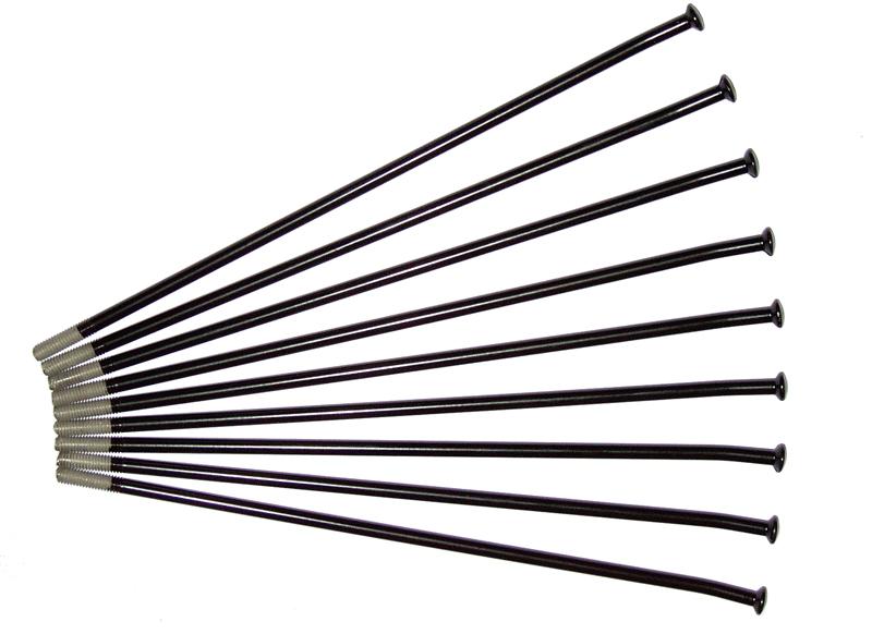 Raio Dianteiro KTM EXC 250/300/350/450 Sem Niple (Unidade)
