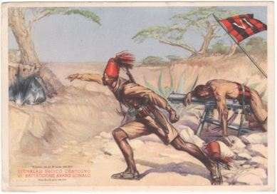 Eritrea Askari