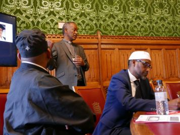 All Party Parliamentary Group on Eritrea hearing on religious persecution