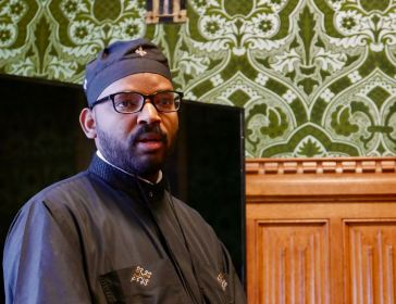 Father Shenouda Haile: All Party Parliamentary Group on Eritrea hearing on religious persecution