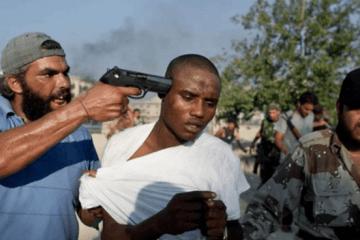 Human Trafficking Libya