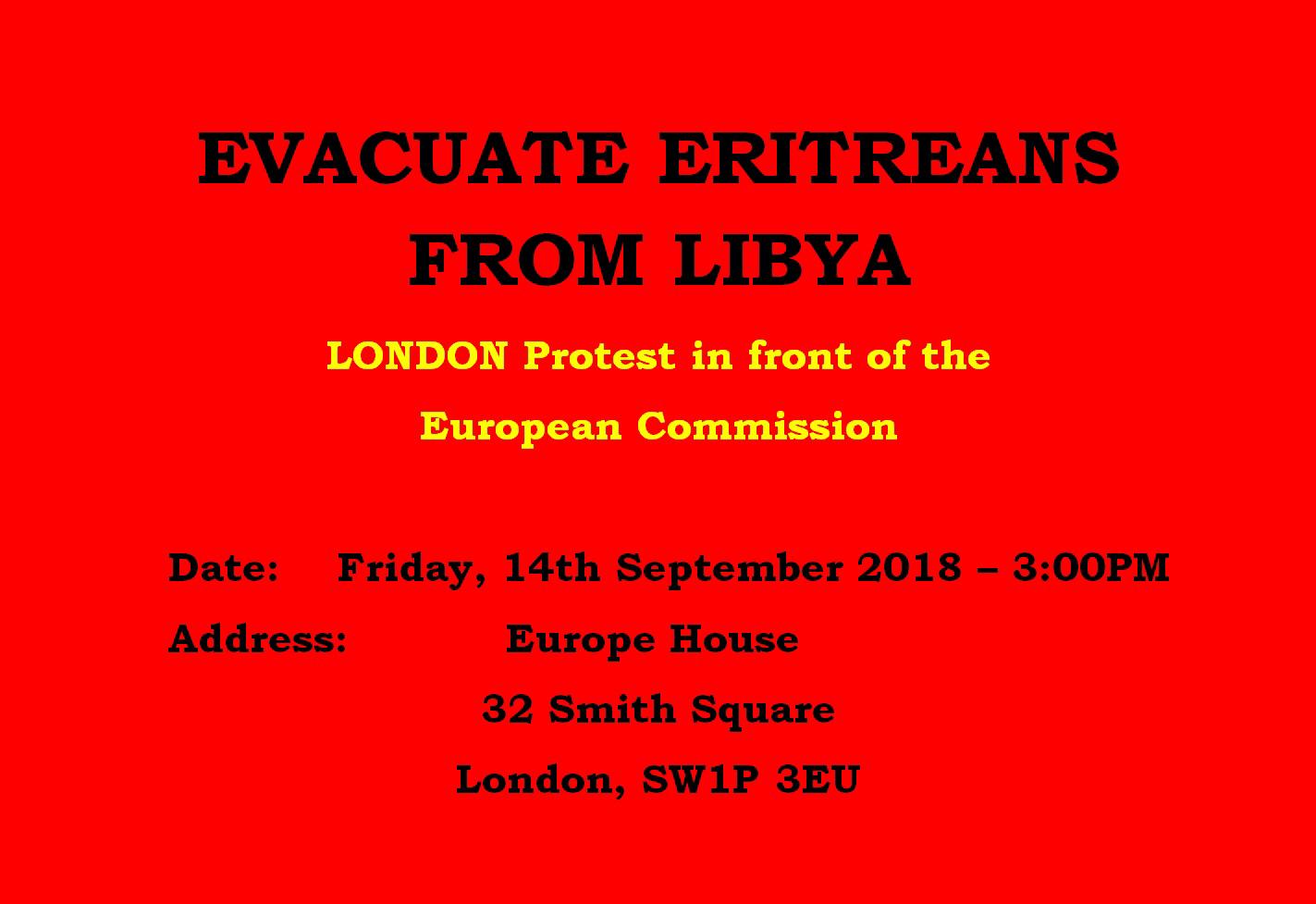 Eritrea Libya