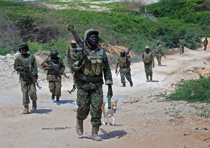 Amisom Somalia
