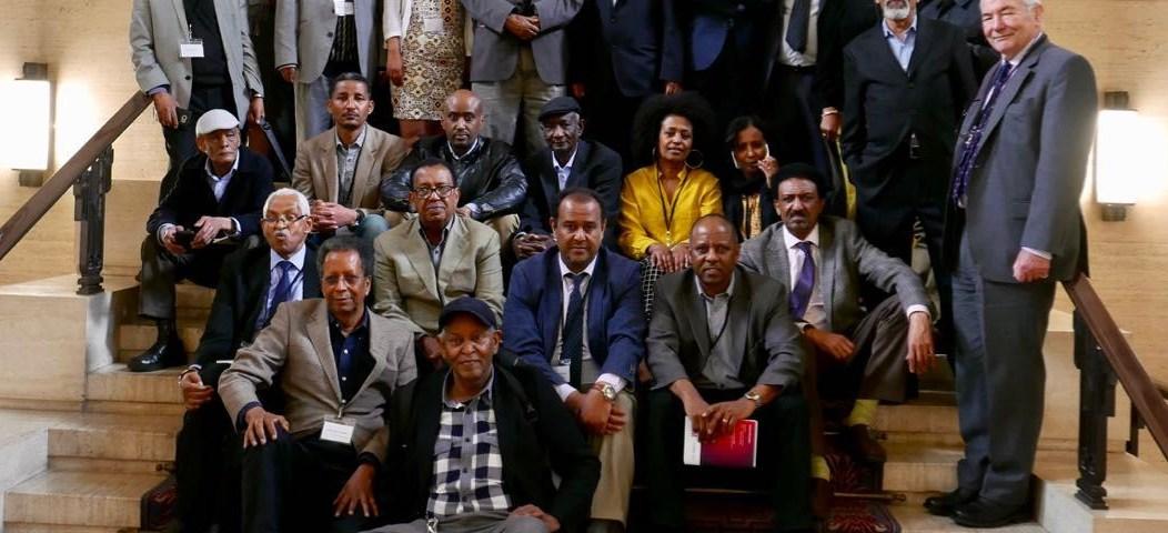 Eritrea Conference group photograph