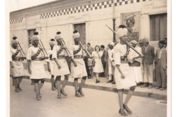 Indian troops enter Asmara