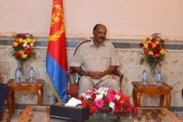 Somali Eritrean Ethiopian Presidents meet in Asmara