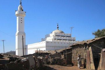 Mendefera mosque