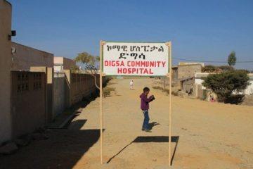 Catholic clinic Eritrea