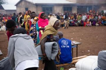 Displaced Oromo