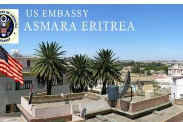 US Embassy Asmara