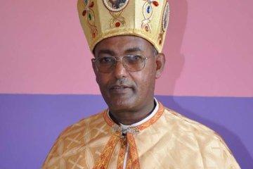 Bishop Tesfaselassie Medhin of Adigrat