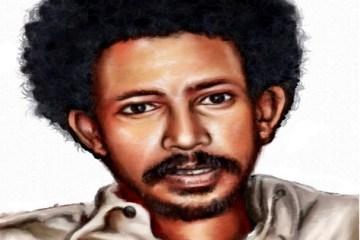 General Biteweded Abraha - Eritrean political prisoner